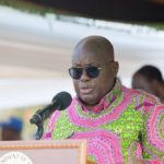 Nana Addo appeals for another 4 years to finish his projects