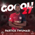 Patrick Twumasi scores and assists as his side Gaziantep FK secures away win