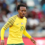 History beckons for Percy Tau in Ghana vs South Africa clash