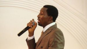 Don't travel overseas for money and leave your partner behind - Prophet Manfred cautions couples