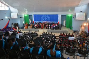 Presbyterian University College holds 13th graduation ceremony