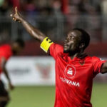 Solomon Asante dedicates his brace to all Mothers
