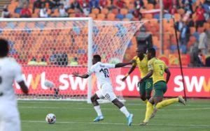 Ghana's penalty curse strucks again as Black Meteors miss the Olympic dream