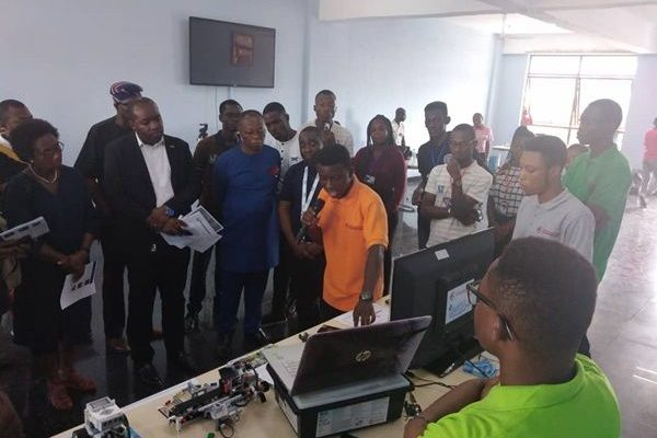 Accra Institute of Technology Holds Science, Technology And Innovation Expo