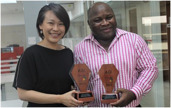 "Nestle Ghana named ""Overall National Best Quality Company"""