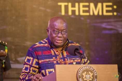 No basis to condemn Free SHS policy - President Akufo-Addo