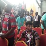 Actor Rahim Banda joins father to campaign for NPP