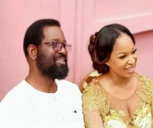 PHOTOS: Former Accra Mayor, Okoe Vanderpuije ties the knot