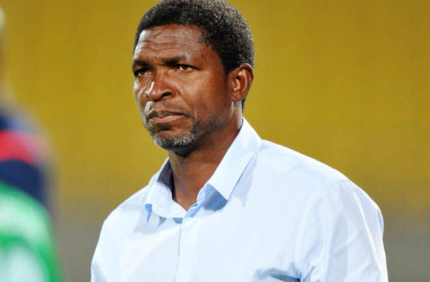 Kotoko appoint Maxwell Konadu as new head coach.