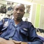 Police Officer killed in ADB Bank Bullion Van at Sefwi