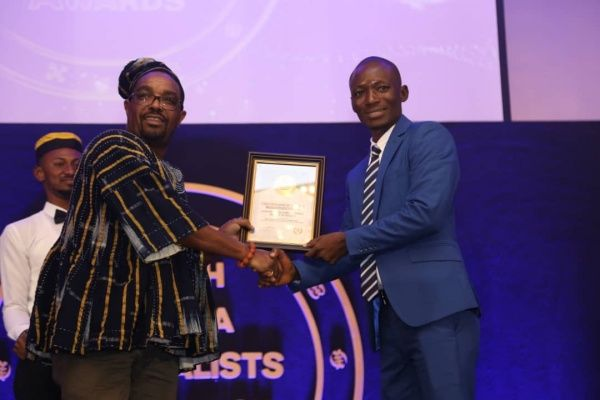 CBG Awards 2018 Best Business, Finance and Economic Reporter