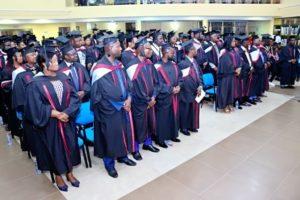 Accra Business School graduates 147 students