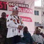 FULL TEXT:  Rawlings' speech at 38th Anniversary of 31 December Revolution