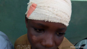 PHOTOS: CHRAJ awards GH¢40k to 4 minors brutalised by soldiers