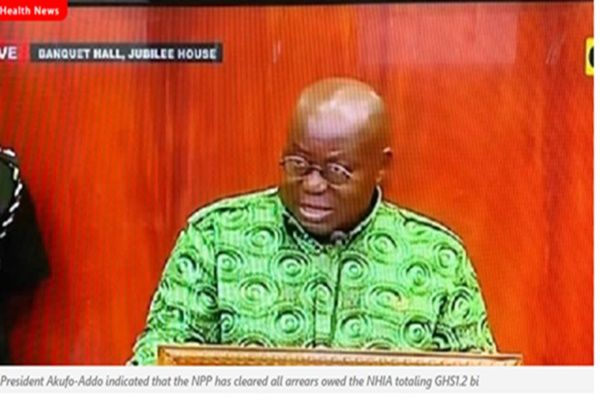 Foreigners cannot dictate our laws to us - Akufo-Addo