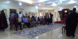 'Go and sin no more' - Okyenhene forgives NDC's Kwame Zu