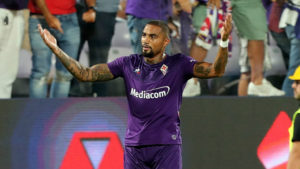 PHOTOS: Prince Boateng visits Nelson Madela's cell as part of his anti-racism campaign