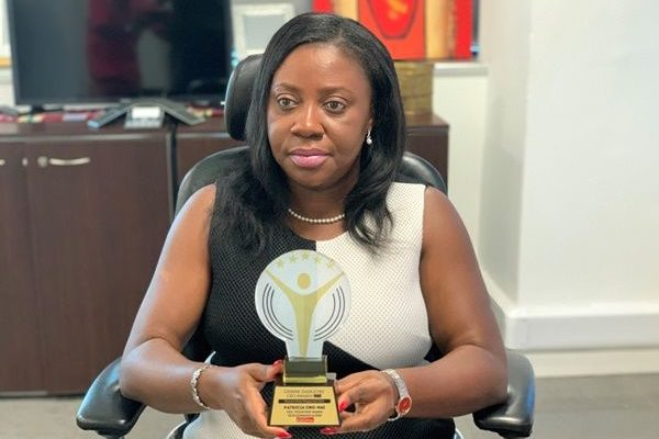 Patricia Obo-Nai is best CEO in Telecoms Sector