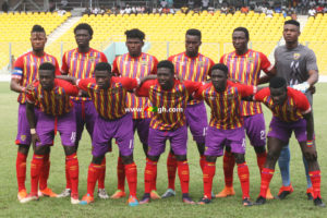 VIDEO: Hearts of Oak arrive in Togo, train ahead of friendly with Etoile Filante
