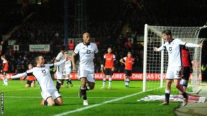VIDEO: Andre Ayew the saviour once again for Swansea in Luton win