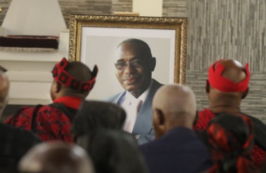 PHOTOS: Burial service for late Veteran journalist, Cyril Acolatse