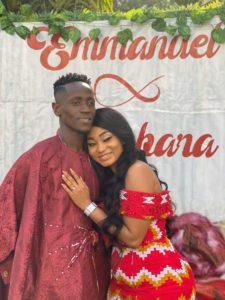 VIDEO: Black Stars striker Emmanuel Boateng leads praises in Church