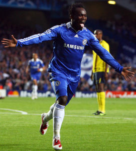VIDEO: Chelsea chronicles Essien's best goal as he turns 37 years