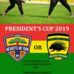 Hearts Of Oak Supporters to boycott the President Cup on sunday