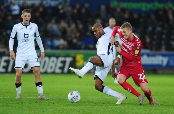 Swansea City denies Dede Ayew moving to Leeds