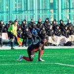 Belarus League: Dennis Tetteh expresses delight as club places 8th to escape relegation