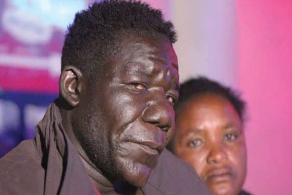 William Masvinu wins Mr Ugly competition for the third time