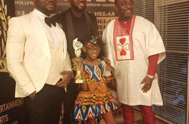 Ghana's DJ Zel bags two international awards