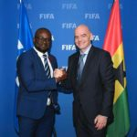 President Kurt Okraku chairs international relations committee of Ghana FA.