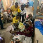 Xmas Bonanza: MTN Ghana Surprise Christmas Babies With Packaged Humpers