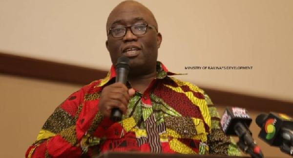 Mahama gov't sold 100 coaches as scrap – Joe Ghartey