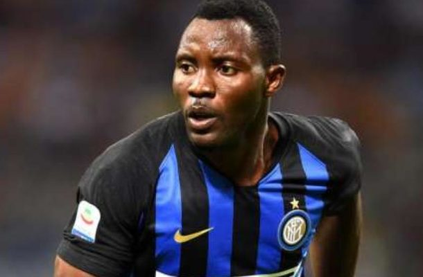 Inter Milan identify Chelsea's Emerson as option to Kwadwo Asamoah