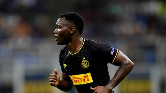 Kwadwo Asamoah full of praise for Inter supporters after SPAL win