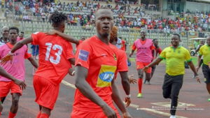 VIDEO: Kotoko come from behind to whip Hearts of Oak to clinch 6th President's Cup title