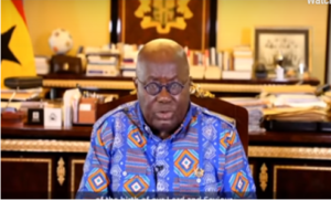 VIDEO: President Akufo-Addo's Christmas message to Ghanaians