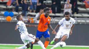 VIDEO: Samuel Owusu scores twice provides assist in 5 nil thrashing of Al Drae
