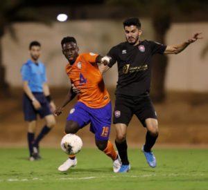 VIDEO: Samuel Owusu scores in Al Fayha's big win in Saudi league