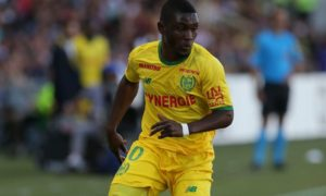 COVID-19: Majeed Waris shares hand sanitizers in Tamale