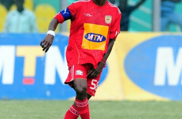 Great Olympics set to grab Kotoko's reject on a free transfer.