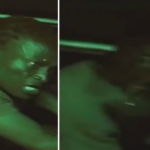 VIDEO: Woman beats husband for calling her prostitute in 'trotro'