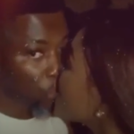 VIDEO: A-Plus reacts to divorce rumours with a romantic kiss