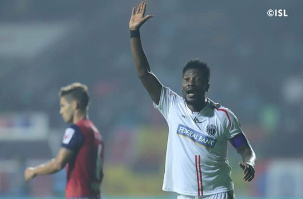 More troubles for Asamoah Gyan as team signs finds his replacement