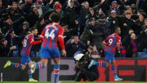VIDEO: Watch GOLAZO scored by Jordan Ayew to give Crystal Palace a win