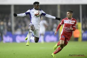 AC Milan eyeing a move for Anderlecht whiz-kid Jeremy Doku