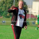 Ex-Kotoko coach Zachariasssen run away with Kotoko's property.