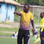 Coach Odoom expresses disappointment after Elmina Sharks draw